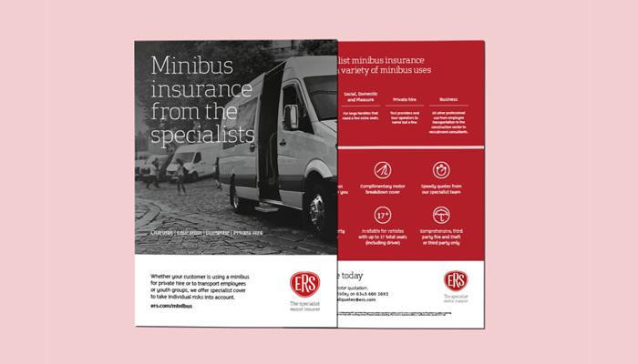 minibus landing one